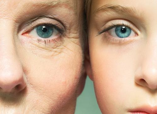 Правильный уход за кожей вокруг глаз