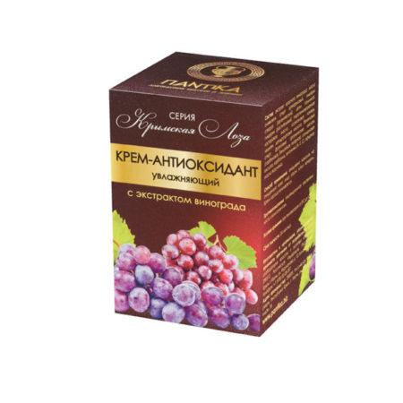 Крем-антиоксидант увлажняющий с экстрактом винограда
